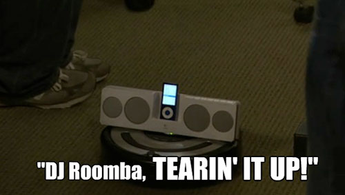 Make Your Own Dj Roomba